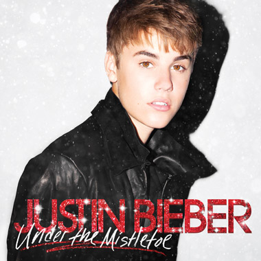 Album Cd Justin Bieber Under The Mistletoe