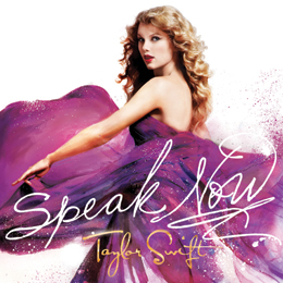 Album Speak Now Edition Standard
