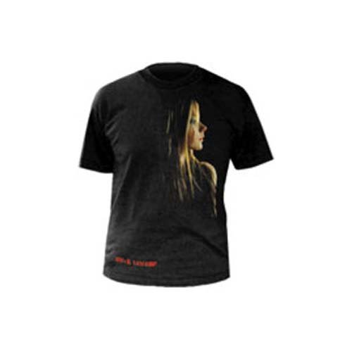 Avril Lavigne - T-shirt Face (in L)