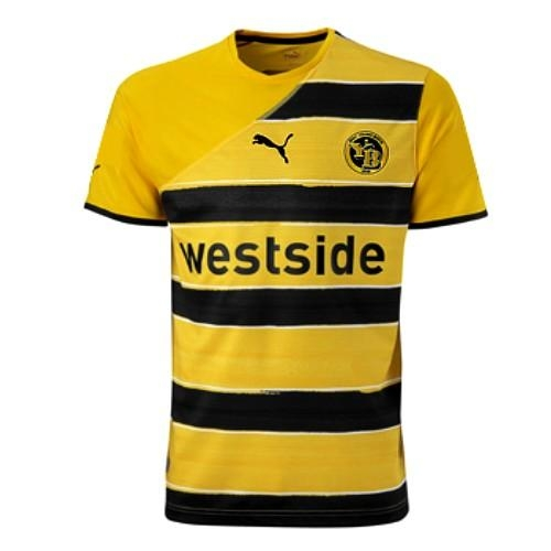Bsc Young Boys Maillot Domicile 2010/11 Player Issue - Puma