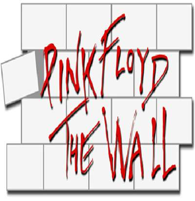 Broche Pink Floyd - The Wall Logo