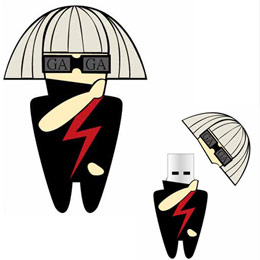 Cle Usb Collector      The Fame Monster   Lady Gaga