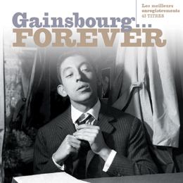 Coffret 2cd Dvd Gainsbourg Forever Serge Gainsbourg