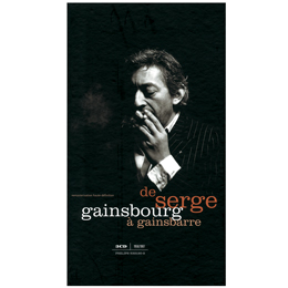 Coffret 3cd De Gainsbourg Gainsbarre Serge Gainsbourg