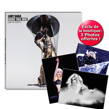 Coffret Born This Way The Collection The Monsterball Tour