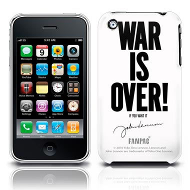 Coque Iphone 4g War Is Over