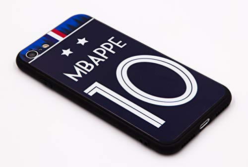Coque Iphone Maillot Football - Equipe De France - Kylian Mbappé (iphone 7/8)