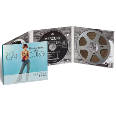 Digipack Dition Deluxe 2 Cd Et 1 Dvd Histoire De Melody Nelson
