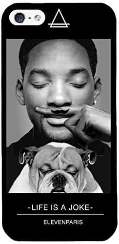 Eleven Paris Willycases Coque Will Smith Rubber Pour Iphone 5/5s
