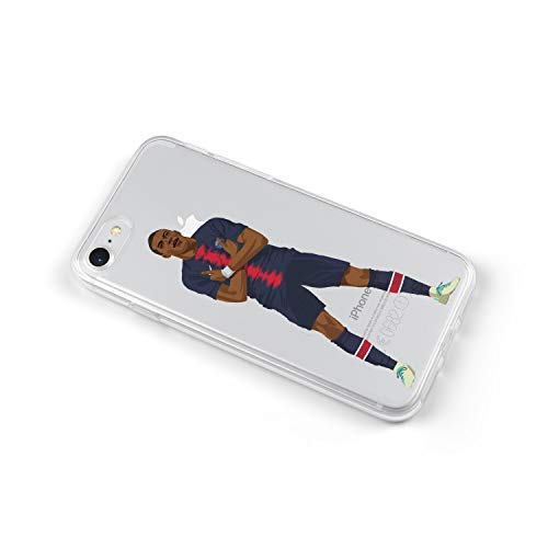 Famee Coque Iphone Football - Kylian Mbappé - Paris Saint-germain - Psg (iphone 7/8)