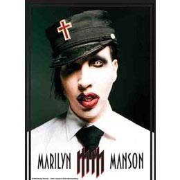 Le Drapeau Marilyn Manson Uniform