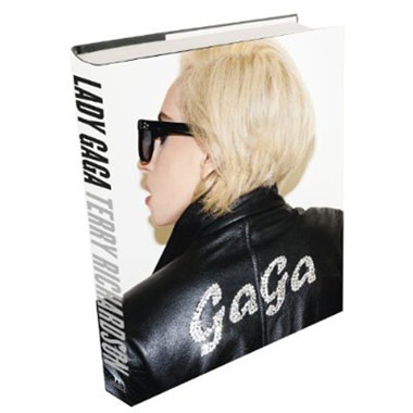 Livre Lady Gaga By Terry Richardson