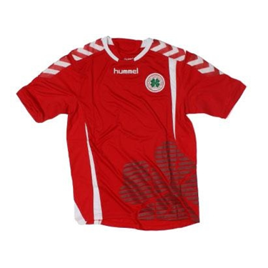 Maillot Football Oberhausen 2011/12 Domicile By Hummel