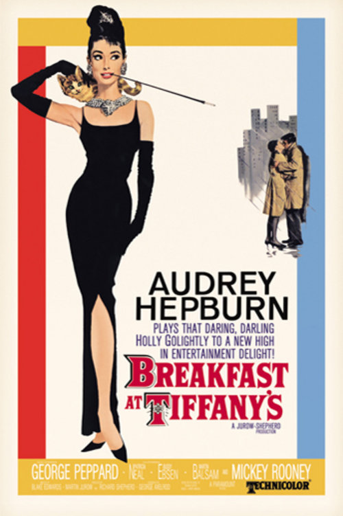 Maxi Poster Breakfast At Tiffany's