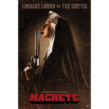 Maxi Poster Machete The Sister