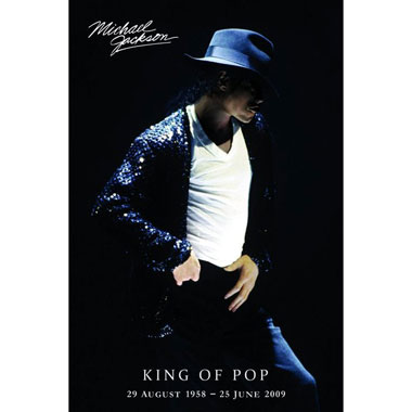 Maxi Poster Michael Jackson King Of Pop