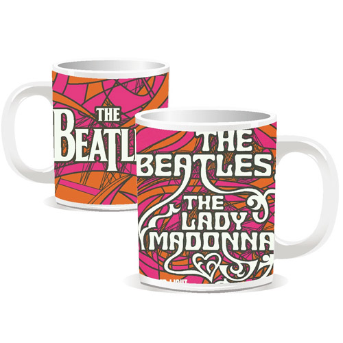 Mini Tasse The Beatles