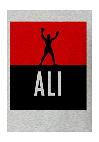 Mohamed Ali - T-shirt Logo - Boutique Muhammad Ali