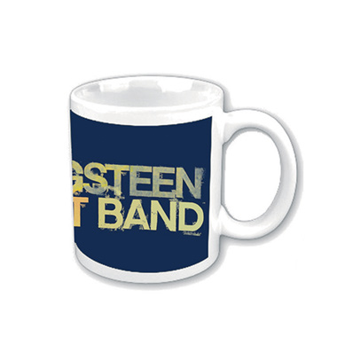 Mug Bruce Springsteen Yellow Logo