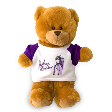 Ourson En Peluche Justin Bieber Photo