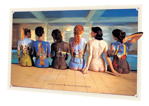 Poster 3d Lenticulaire Pink Floyd