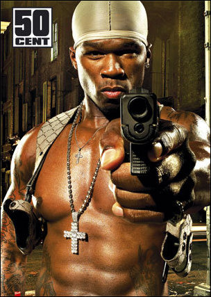 Poster 50 Cent 68325
