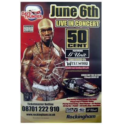 Poster 50 Cent