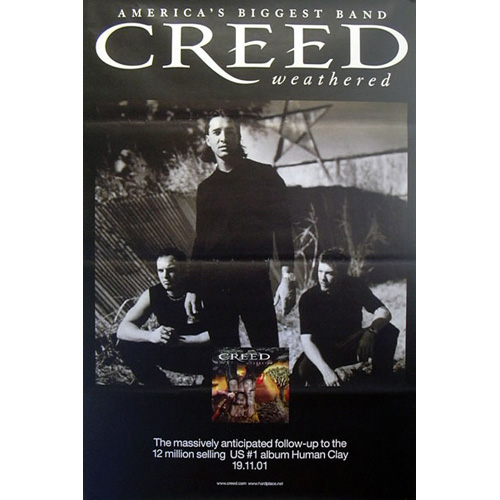 Poster Creed  74978