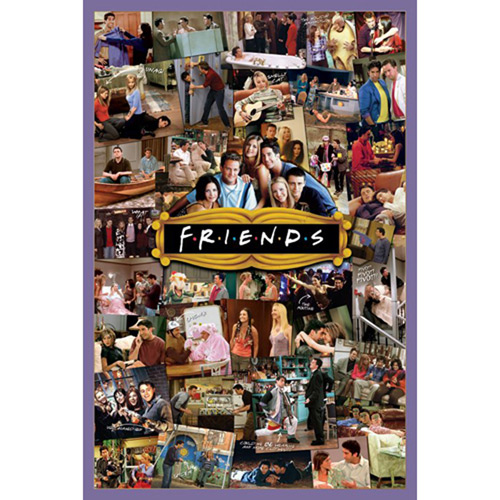 Poster Friends  57058