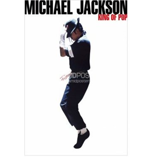 Poster Michael Jackson-king Of Pop