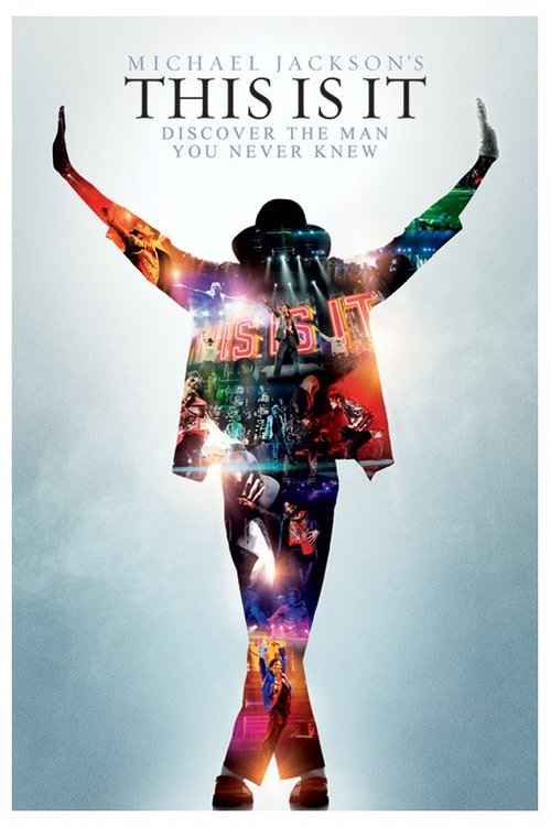 Poster Michael Jackson This Is It