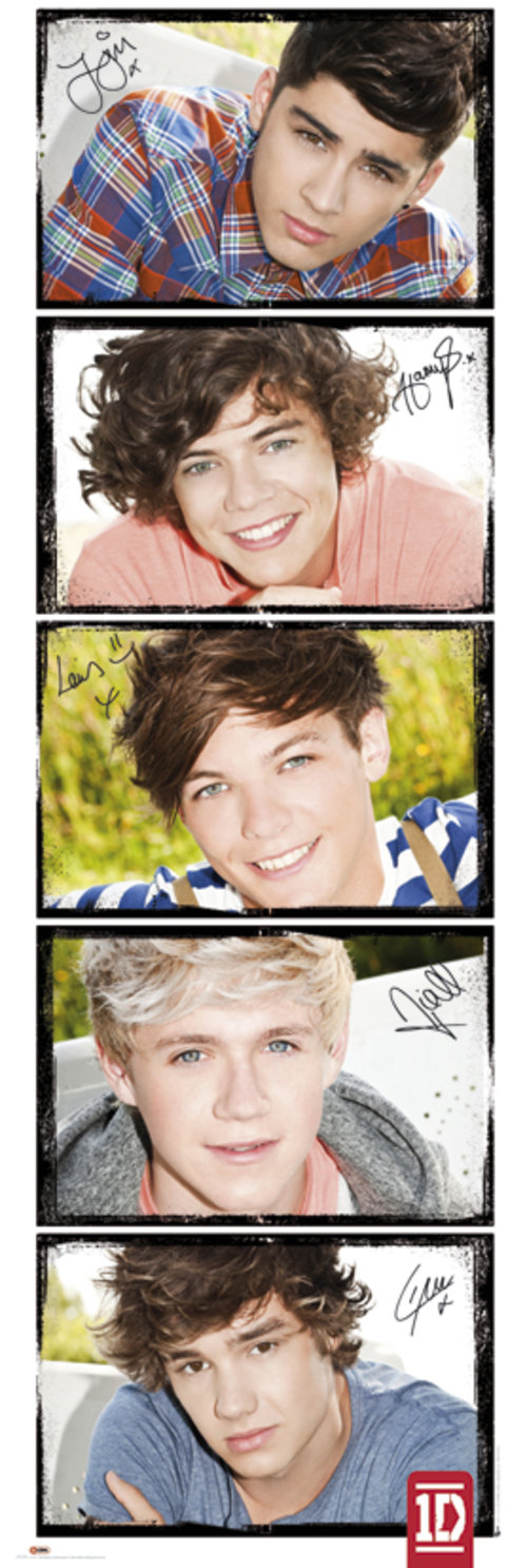 Poster One Direction 55762