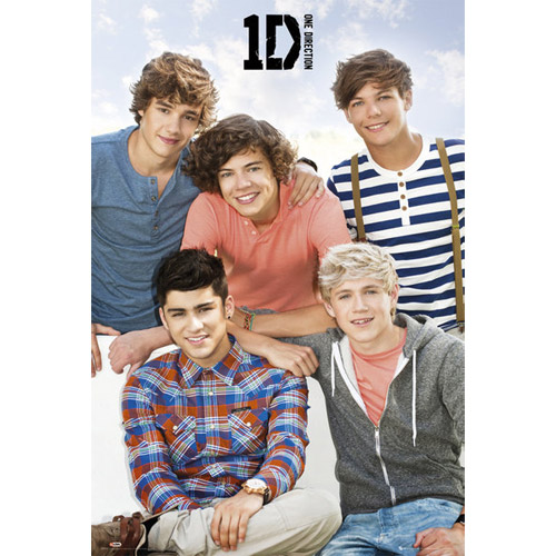 Poster One Direction 63700