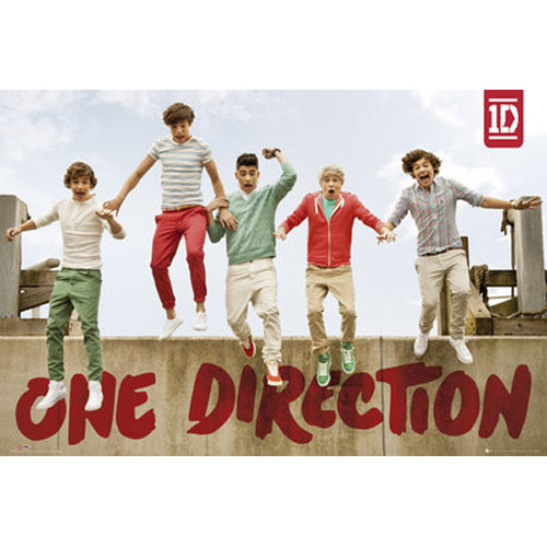 Poster One Direction 63701