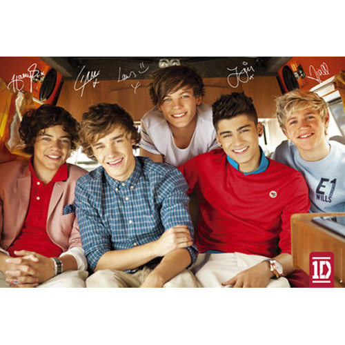 Poster One Direction 63705