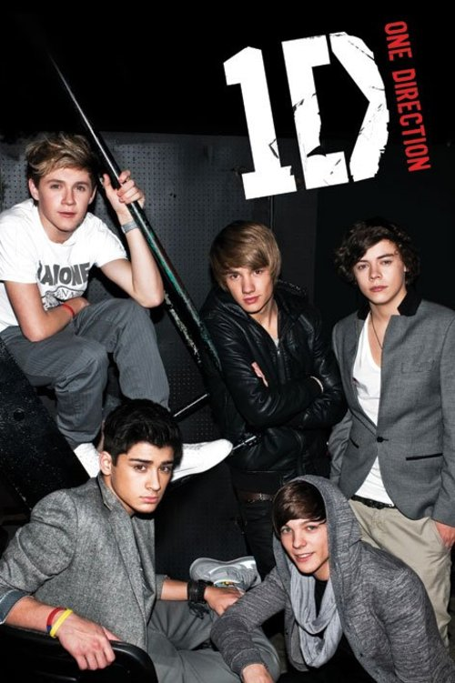 Poster One Direction 64200