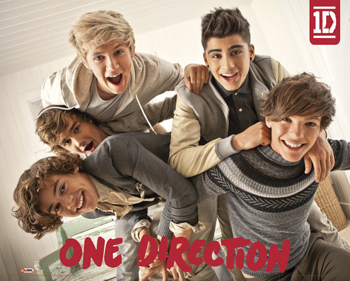 Poster One Direction 64210