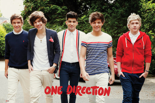 Poster One Direction 79522