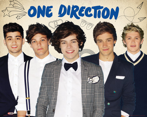 Poster One Direction 79547