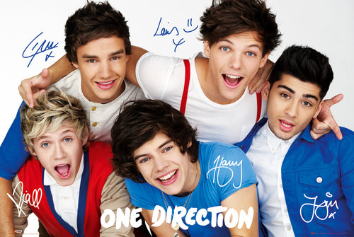 Poster One Direction 79548