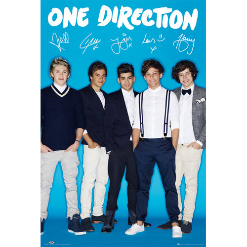 Poster One Direction 79798