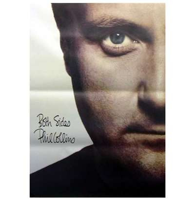 Poster Phil Collins