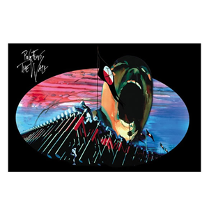 Poster Pink Floyd-hammers