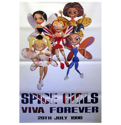 Poster Spice Girls