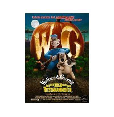 Poster Wallace & Gromit
