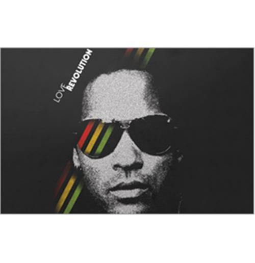Sticker Skin Lenny Kravitz - Retro