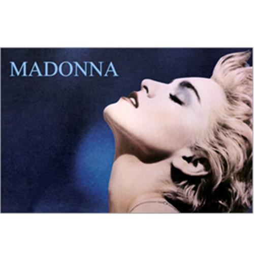 Sticker Skin Madonna - True Blue