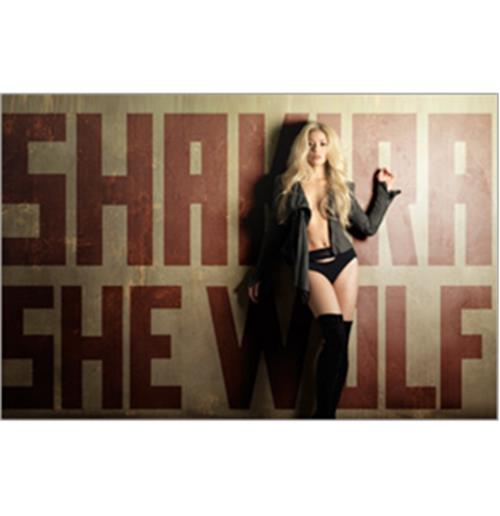 Sticker Skin Shakira - She Wolf