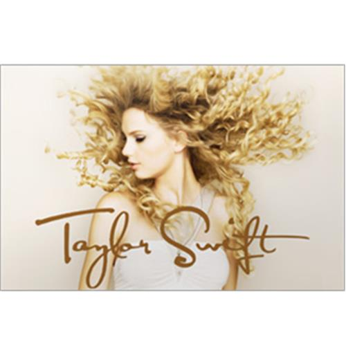 Sticker Skin Taylor Swift - Fearless