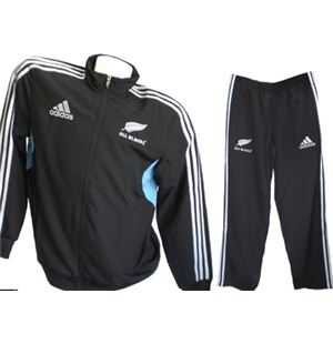 4ceb4d68a18a4 Survêtement Présentation All Blacks Silver - Boutique All Blacks